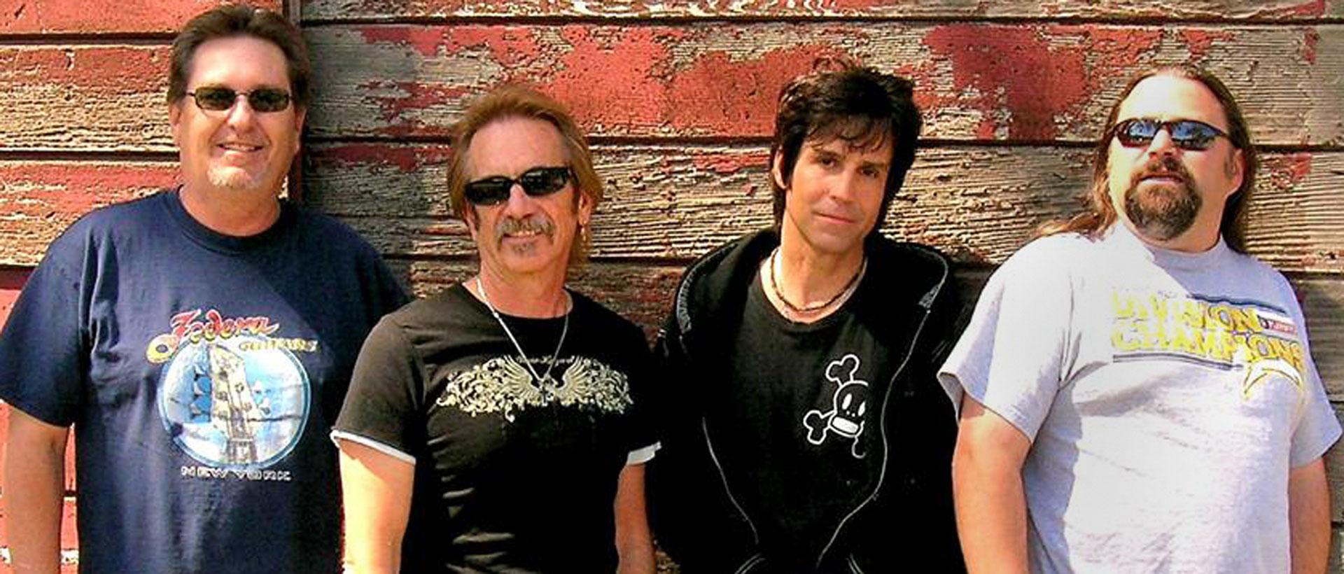 Johnny Vernazza Band