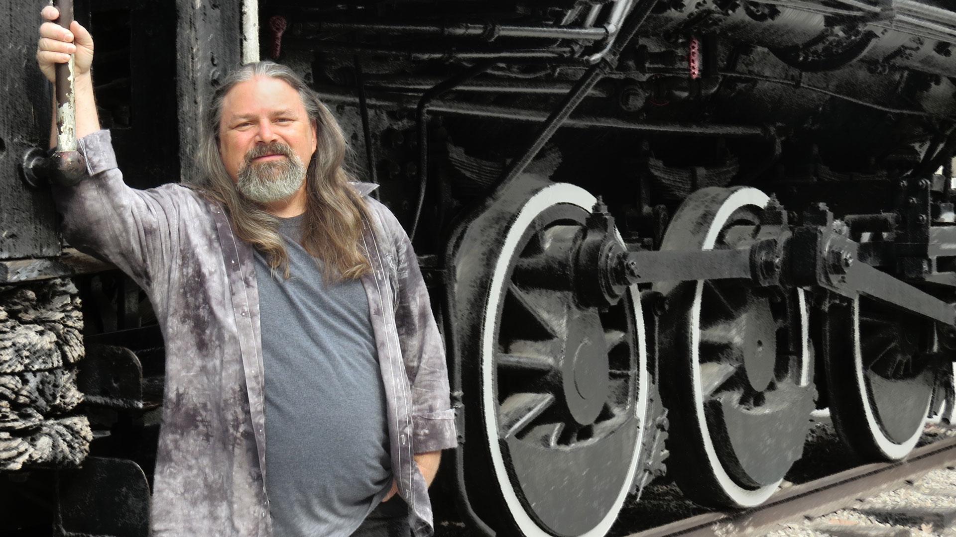 Image: Mark Bentley, locomotive, website main image